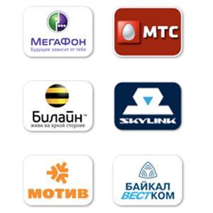 Операторы сотовой связи Гайнов