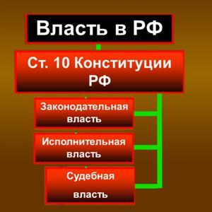 Органы власти Гайнов